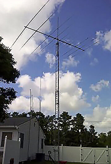 Absolutely assured Ham radio antenna towers